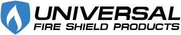 Univerasl Fire Shield Brand Logo